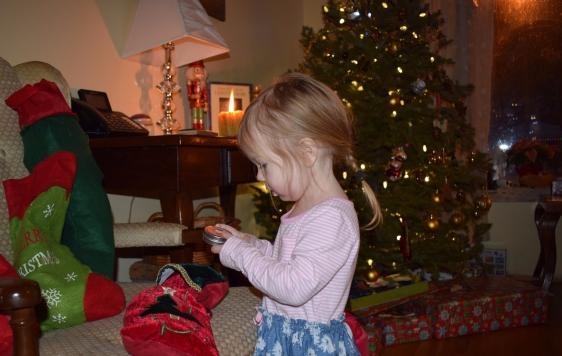 Eily found her chocolate