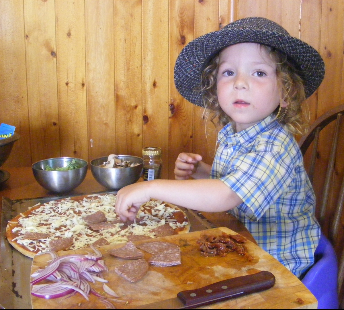 5 Reasons you Want your Kids in the Kitchen