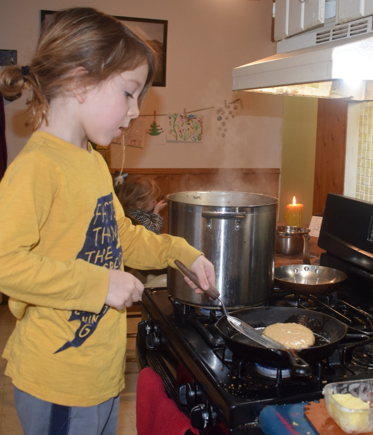 How to Cook with yourKids